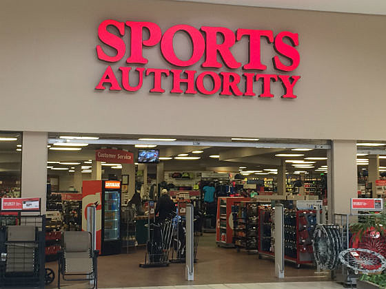 Sports Authority Frontier Mall